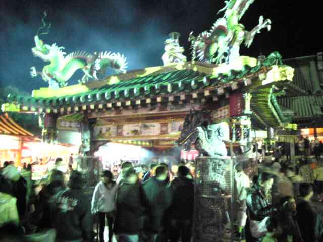 富士吉原  毘沙門天大祭−2