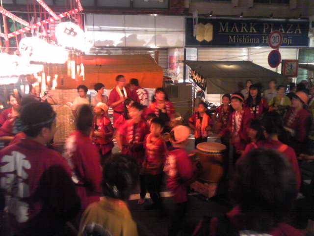 平成21年三島大社祭典−4