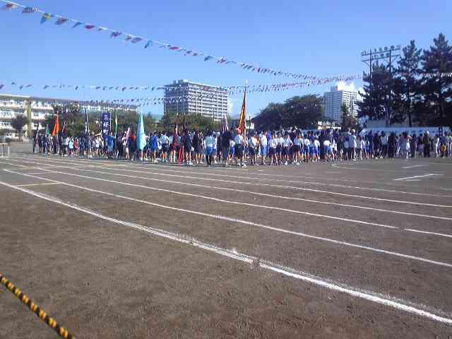 2009、校区運動会