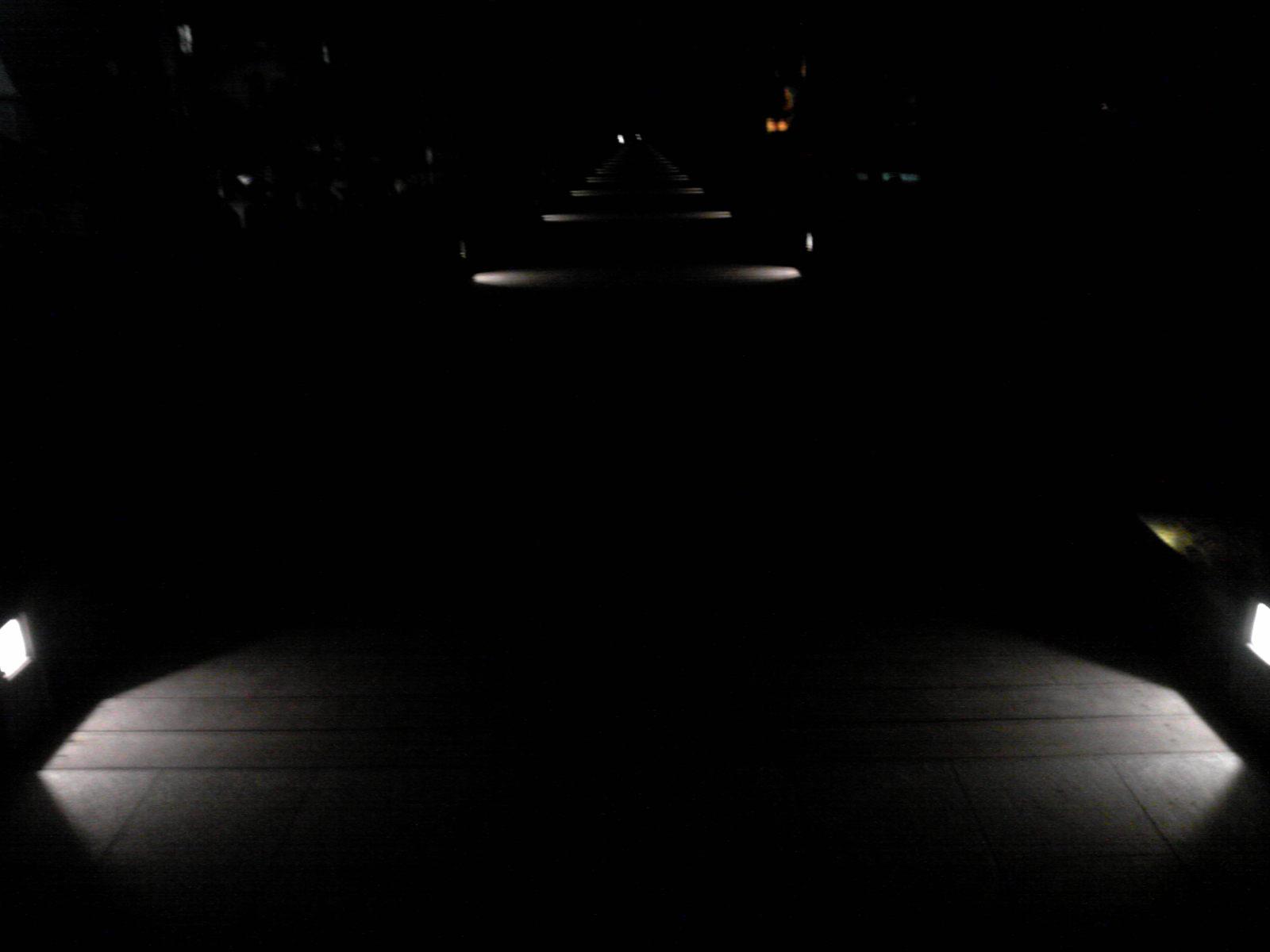 2010年、三保神社参道