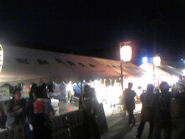 2010年、若宮神社祭典