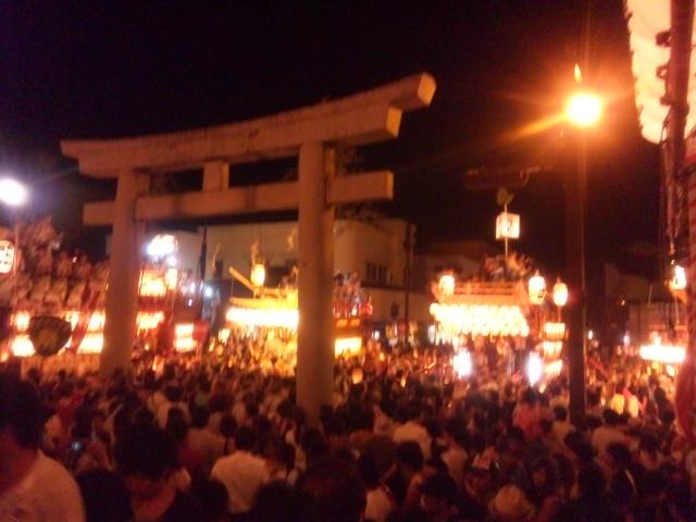 2011、三島大社祭典